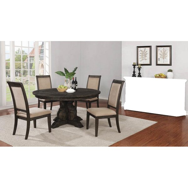 Hayle 5 Piece Dining Set by Gracie Oaks