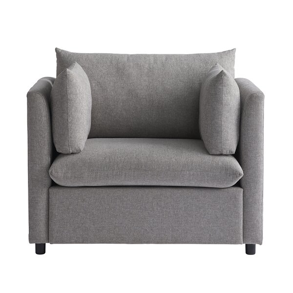 Mellow Armchair by YoungHouseLove YoungHouseLove