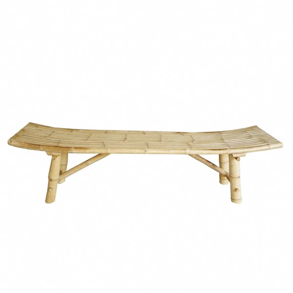 Putnamville Wooden Picnic Bench by Bay Isle Home