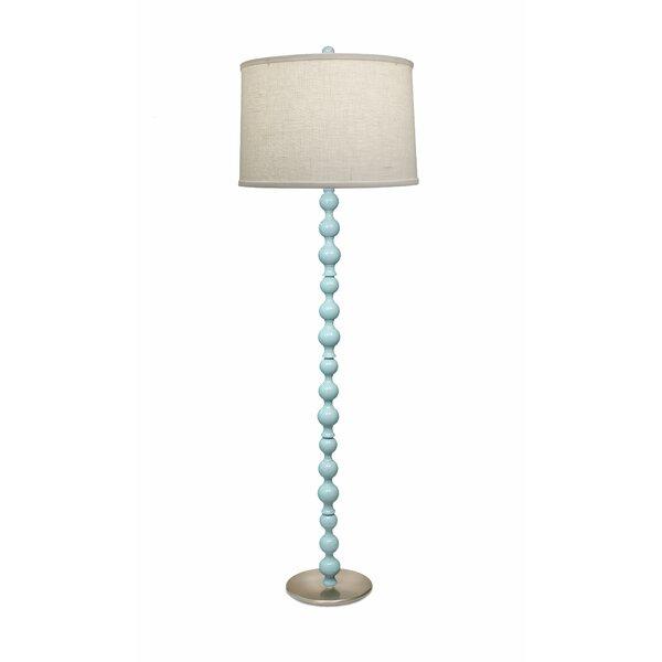 Cowhill 59 Floor Lamp by Harriet Bee