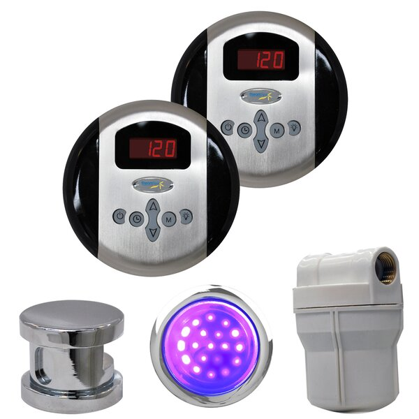 SteamSpa Royal Control Kit by Steam Spa