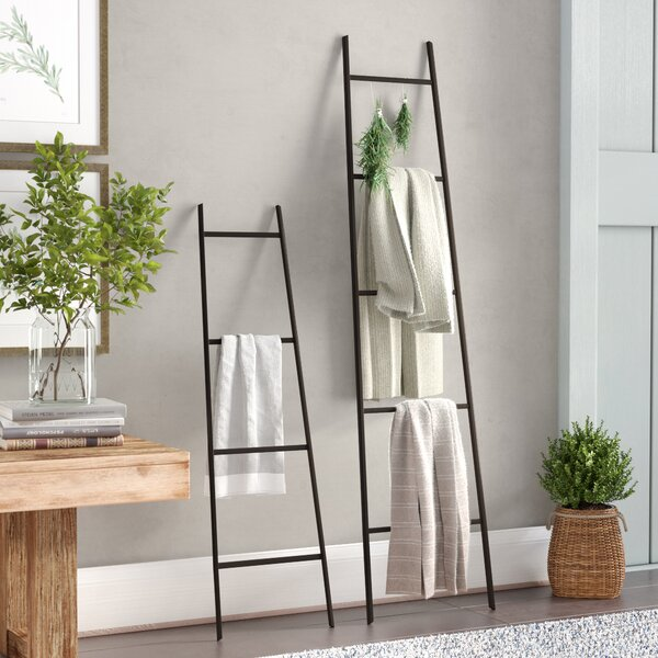 2 Piece 3.5 ft Decorative Ladder Set by Laurel Foundry Modern Farmhouse