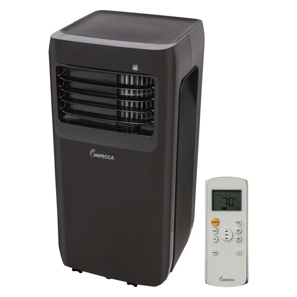 6,000 BTU Portable Air Conditioner with Remote by Impecca USA