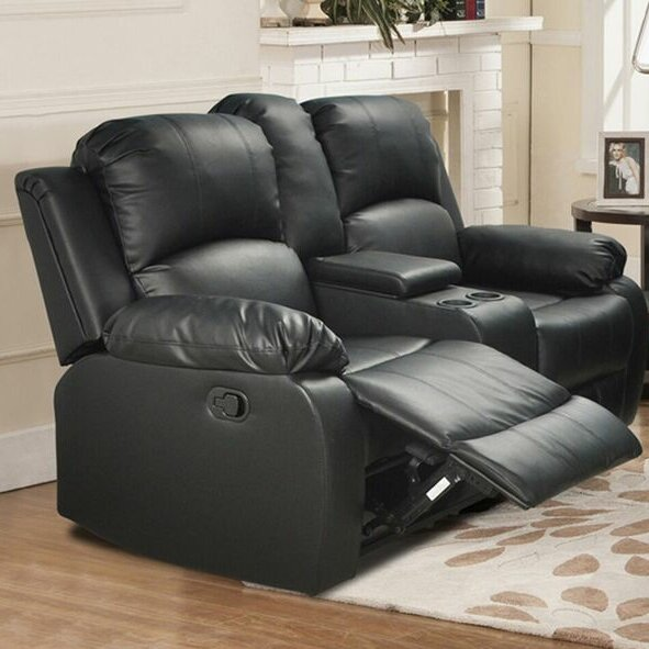 Farah Reclining Loveseat by Beverly Fine Furniture