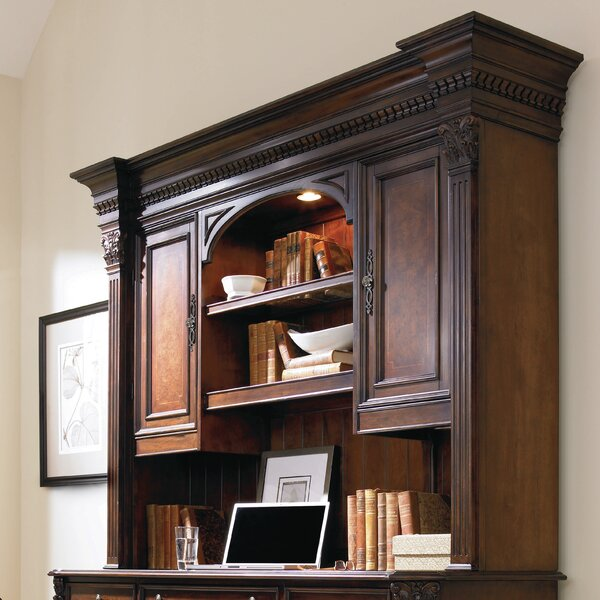 European Renaissance II 59.75 H x 79.75 W Desk Hutch by Hooker Furniture