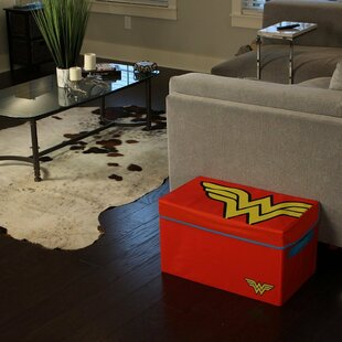 Big Save Wonder Woman Toy Box By Everything Mary