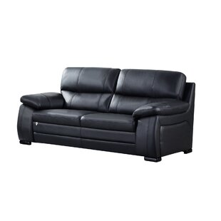 Ugarte Leather Sofa