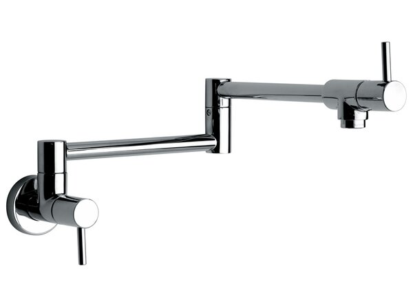 J25 Kitchen Series Pot Filler by Jewel Faucets