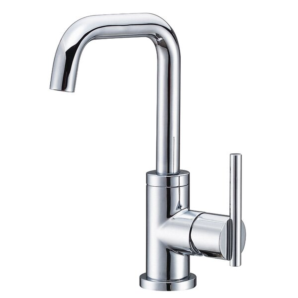 Parma Single Hole Bathroom Faucet with Drain Assembly
