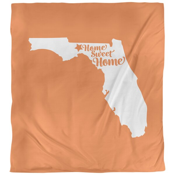 Home Sweet Tallahassee Duvet Cover