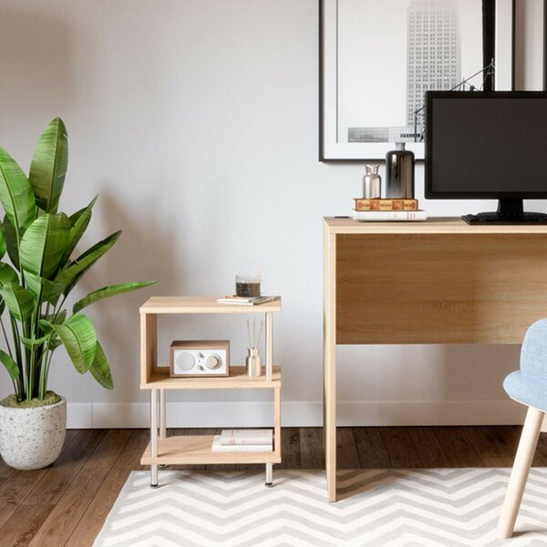 Charmant End Table With Storage By Latitude Run