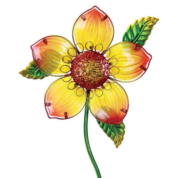 Flower Garden Stake by Exhart