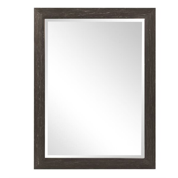 Mansfield Wood Framed Wall Mirror by Union Rustic