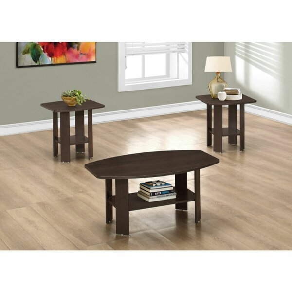 Ariaya 3 Piece Coffee Table Set by Latitude Run Latitude Run