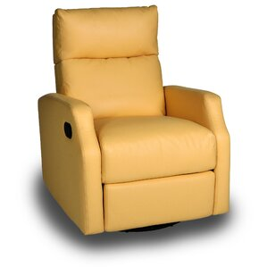 Chestnut Run Chestnut Manual Swivel Recliner by Red Barrel Studio