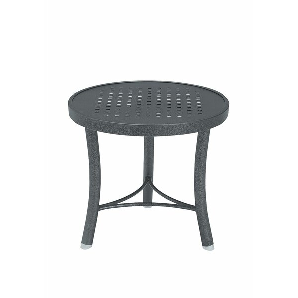 Boulevard AluminumSide Table by Tropitone