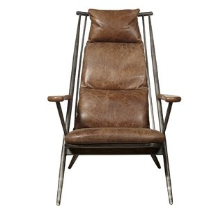 Charmant Chief Leather Armchair