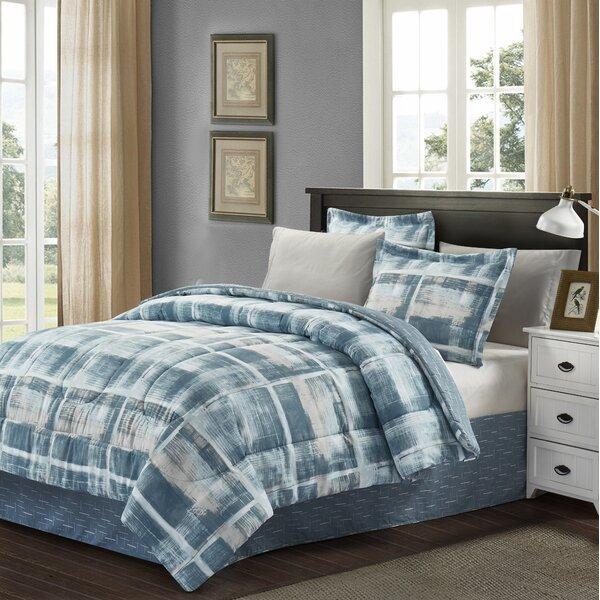 Murph Reversible Comforter Set by Winston Porter