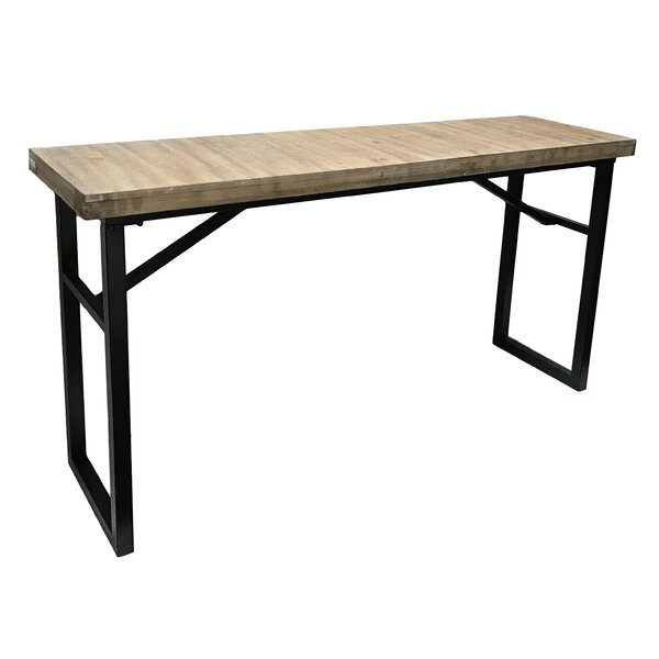 Daphine Rectangular Console Table By Gracie Oaks