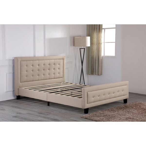 Arpita Tufted Low Profile Bed By Red Barrel Studio