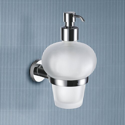 Demetra Wall Mount Soap Dispenser by Gedy by Nameeks