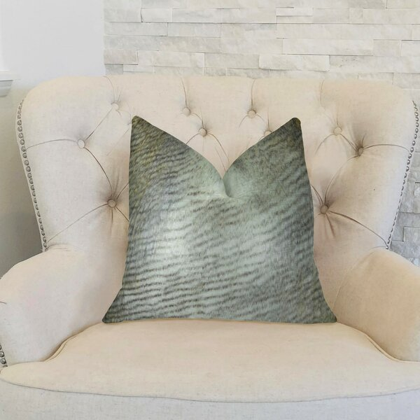 Gardea Handmade Luxury Pillow by Everly Quinn