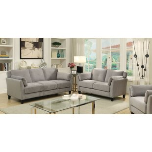 Ysabel 2 Piece Living Room Set by Williams Import Co.