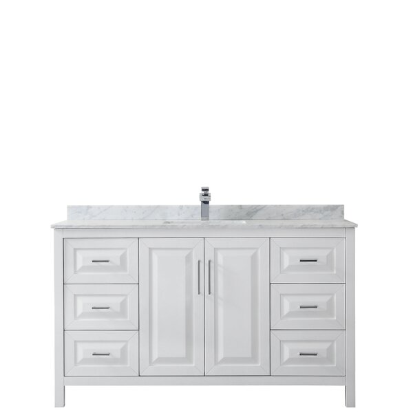 Daria 60 Single Bathroom Vanity Set by Wyndham Collection