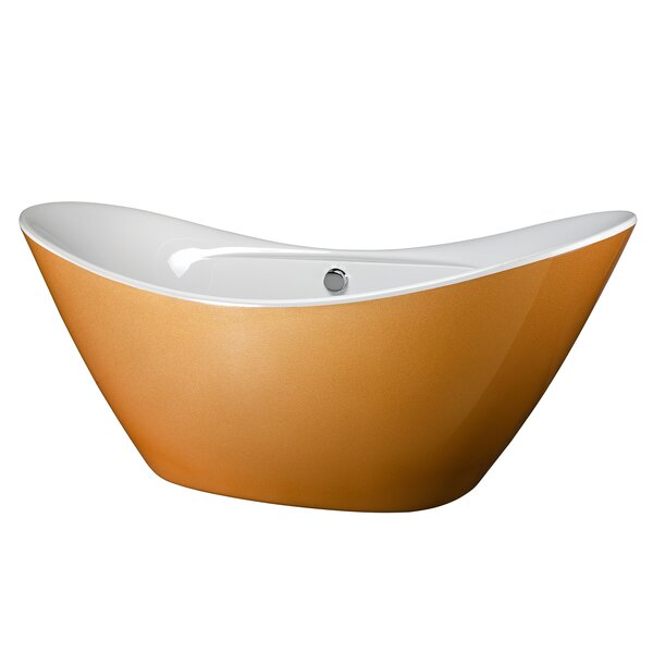 67 x 30.31 Soaking Bathtub by AKDY