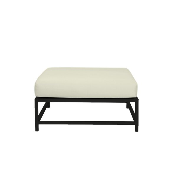 Ashlee Ottoman With Cushion By Brayden Studio by Brayden Studio Today Only Sale