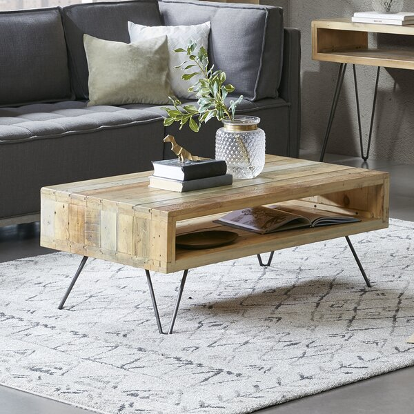 Stella Coffee Table with Storage by Foundry Select