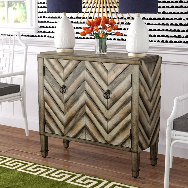 Handover 2 Door Accent Chest by Bungalow Rose