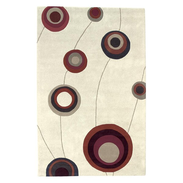Nolita Ivory Area Rug by Dynamic Rugs