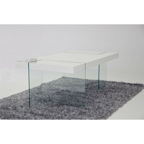 Depalma Solid Wood Dining Table by Orren Ellis