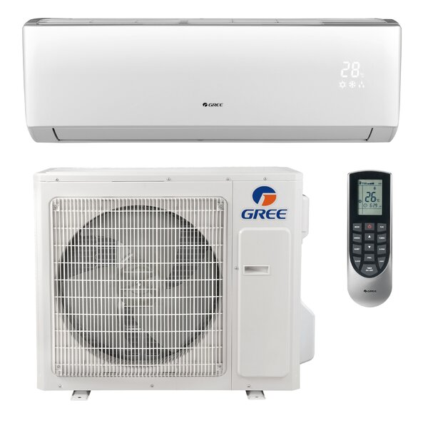 Vireo 22,000 BTU Energy Star Ductless Mini Split Air Conditioner with Remote by GREE