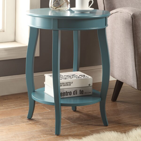 Sizemore End Table With Storage By August Grove