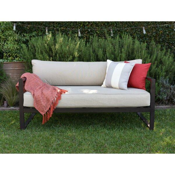 Catalina Outdoor Sofa with Cushions by Serta at Home Serta at Home