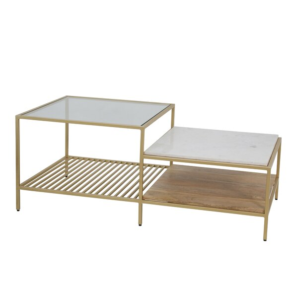 Padmukh Coffee Table By Bungalow Rose