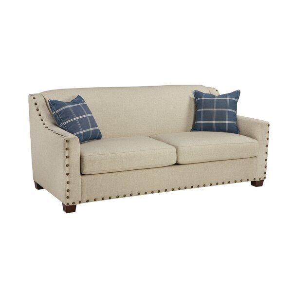 Chaitanya Queen Sugar Shack Sleeper Sofa by Gracie Oaks