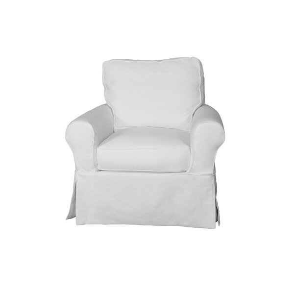Coral Gables Swivel Armchair by Beachcrest Home