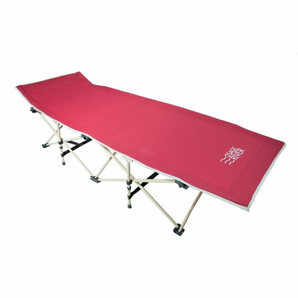 Folding Camp Cot by Osage River Gear