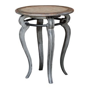 Io Round End Table