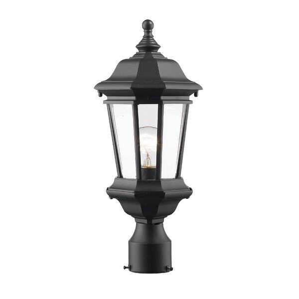 Bibb 1-Light Lantern Head by Fleur De Lis Living