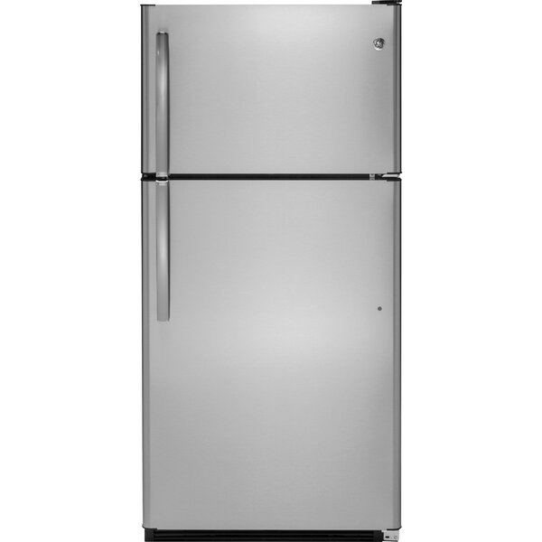 20.8 cu. ft. Top Freezer Refrigerator by GE Appliances