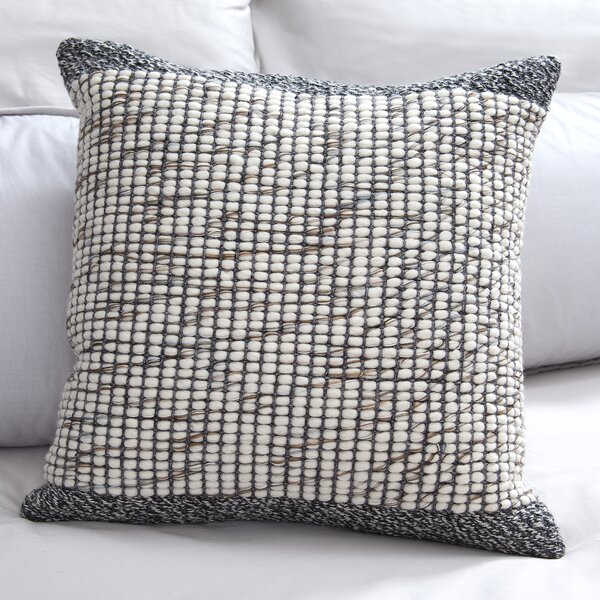 Berrios Throw Pillow by Langley Street