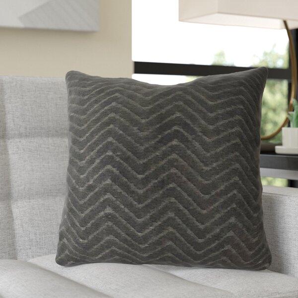Westbroek Luxury Throw Pillow by Orren Ellis