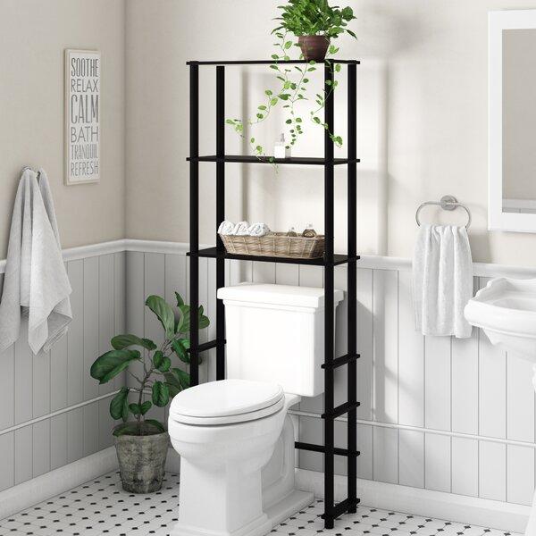 Anoka 23.62 W x 64.57 H x 9.05 D Over The Toilet Storage