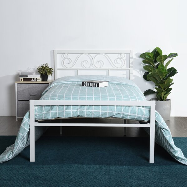Twin Platform Bed by Latitude Run