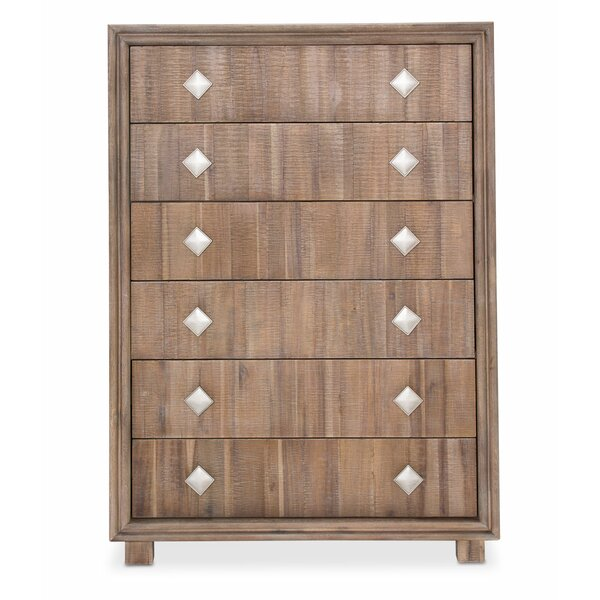 Gehlert 6 Drawer Dresser by Union Rustic