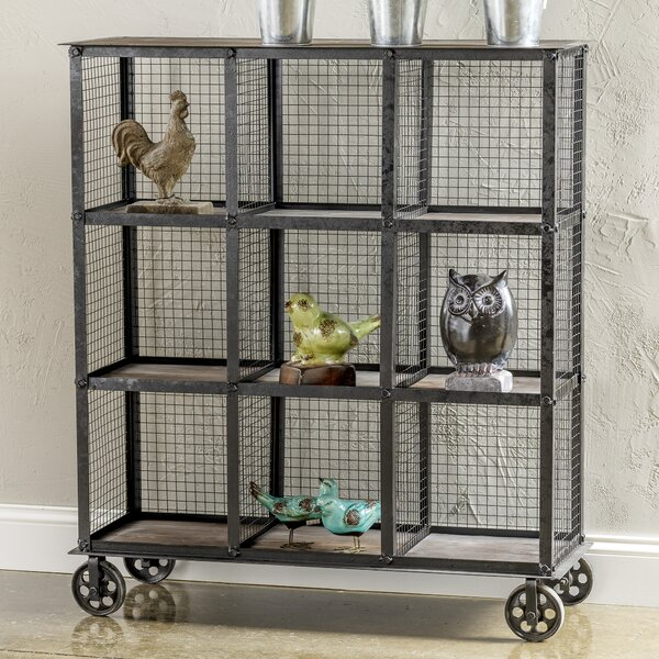 Wyton Cube Bookcase By 17 Stories